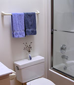 Private Modern Ensuite Bathrooms